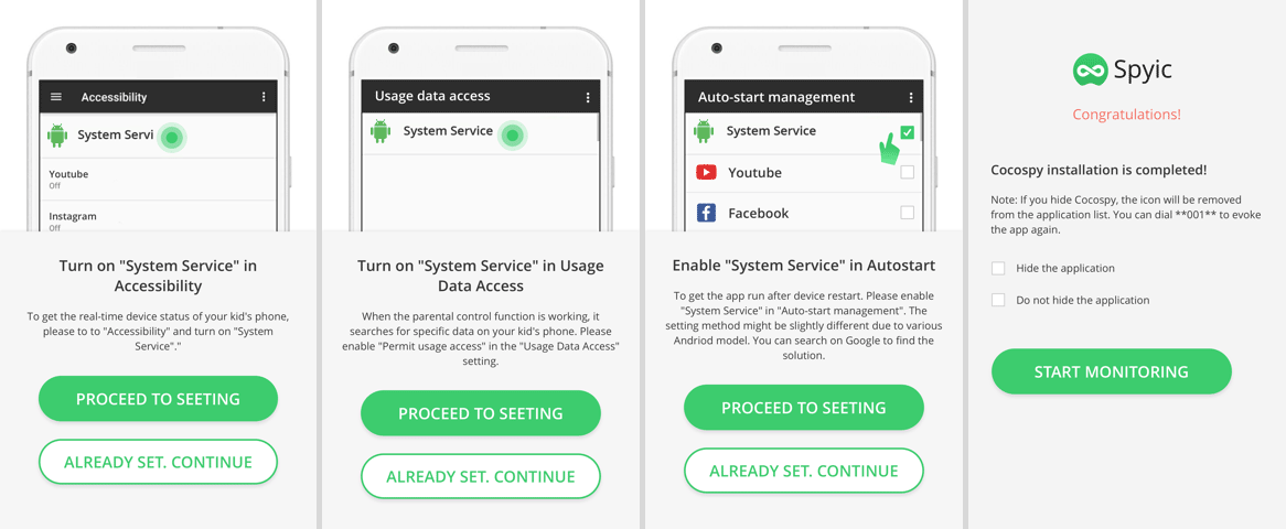 Android App Installation Guide | Spyic