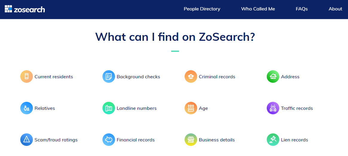 zosearch