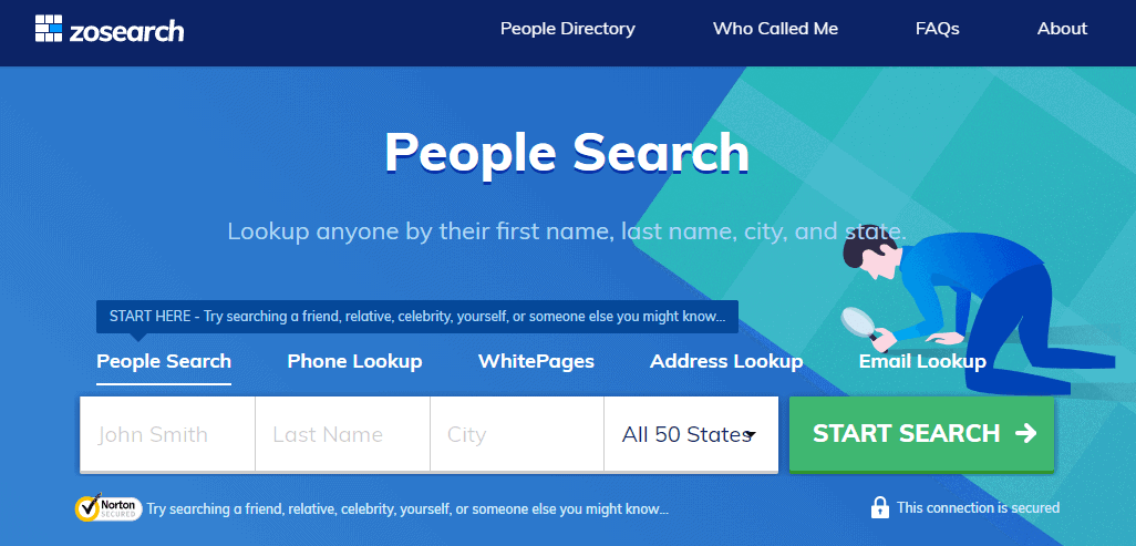 zosearch people search